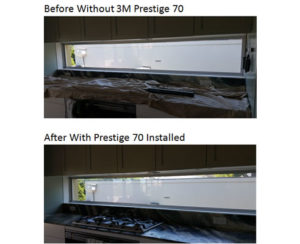 3M Prestige 70 Before and After