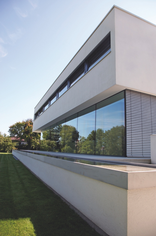 Reflective window film architecture