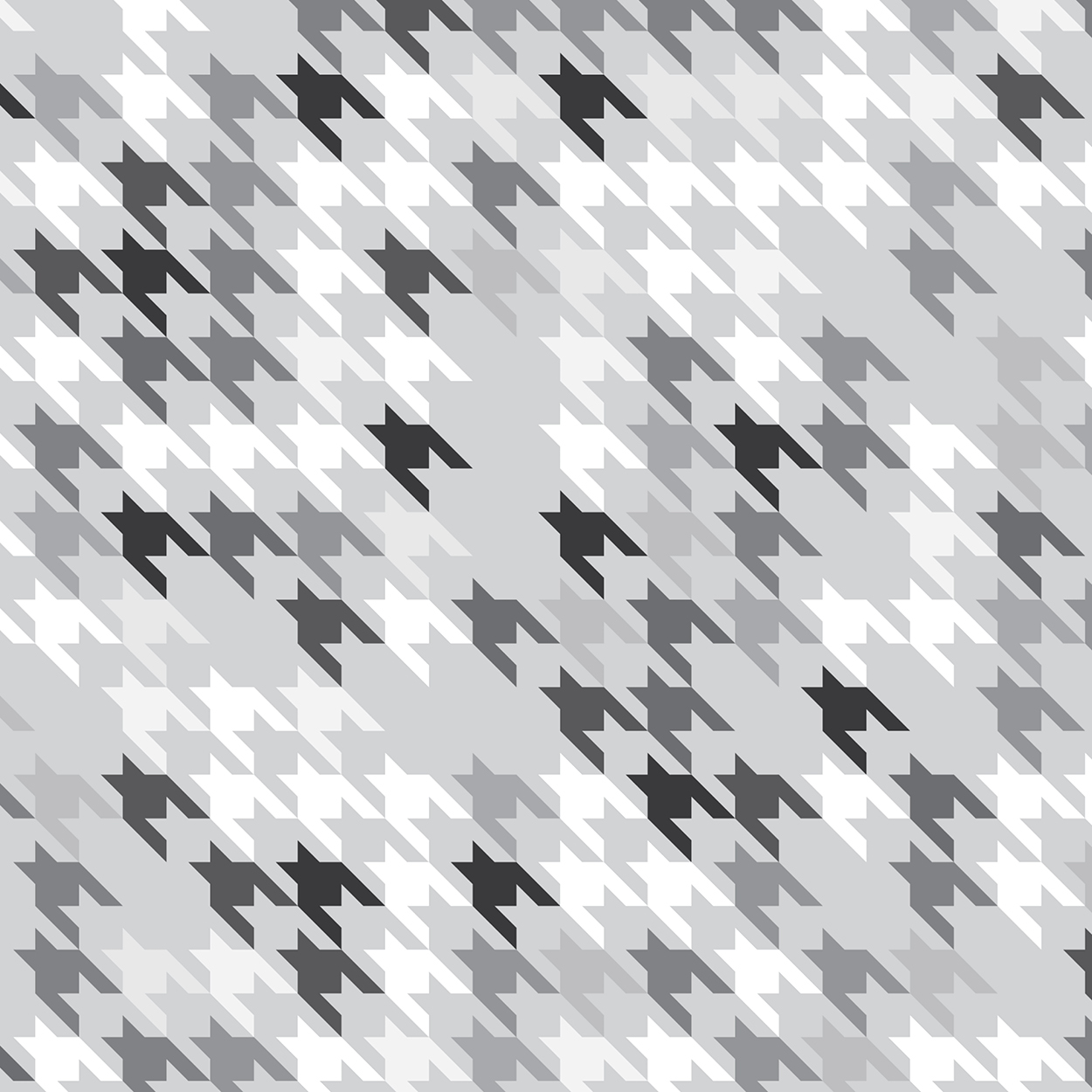 Classic Houndstooth 8