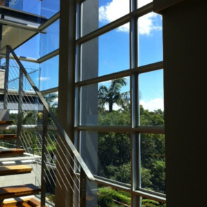 This is an example of PARAGON Perth Home Window Tinting